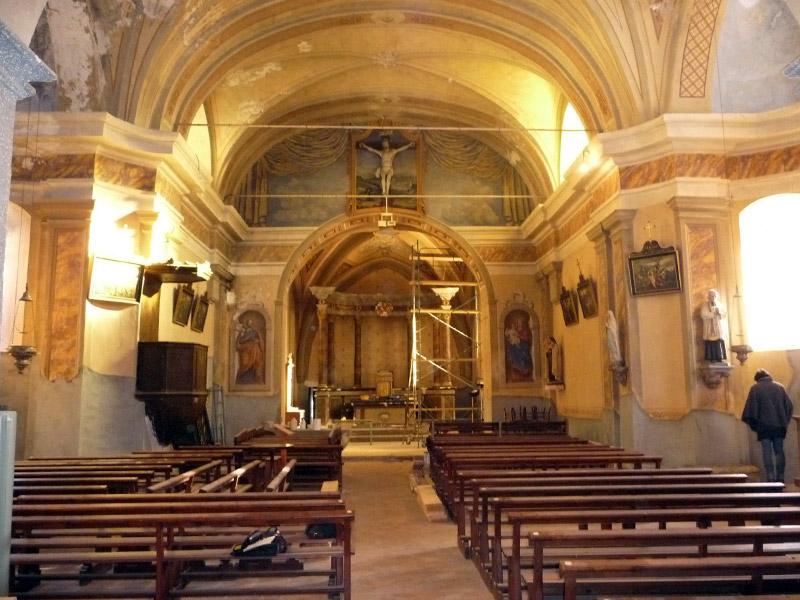 Eclairage d\'église